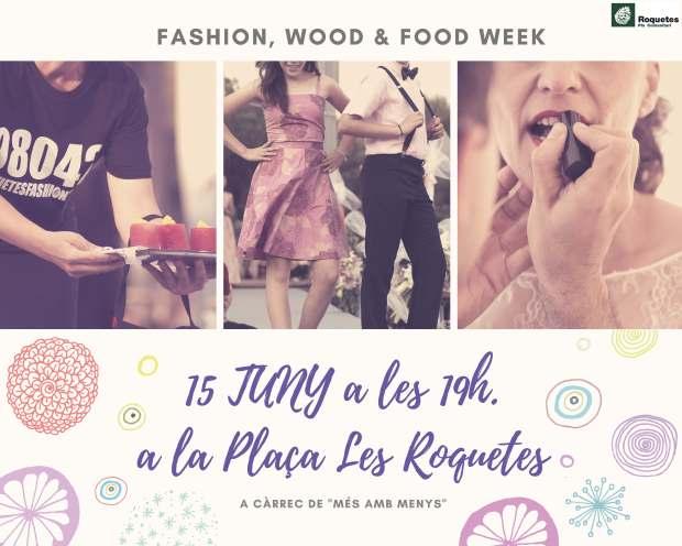 2_FASHION, WOOD & FOOD WEEK